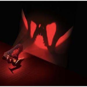 T-Rex in My Room Light Up Dino Skull Projector